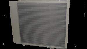 Wärmetauscher mit Korrosionsschutz-Grundierung